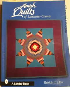 BOOKS ABOUT AMISH QUILTS (or a world of stunning colors)