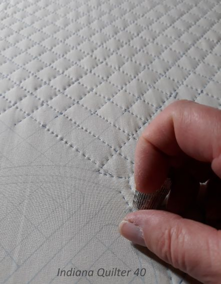 Hand quilting service available