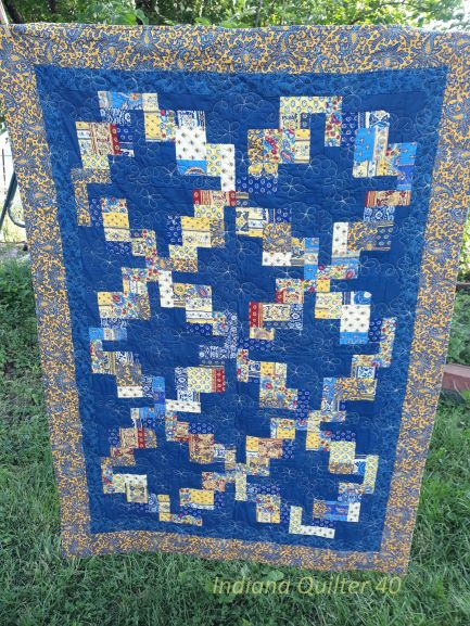 Maine Mystery Quilt 2009