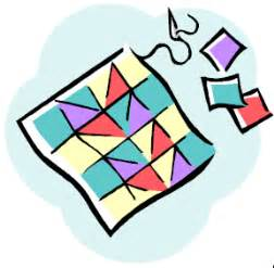 Clip art - triangle quilt block