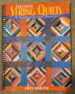 Another great book for small and tiny scraps.