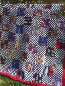 Fun car and motorcycle fabrics