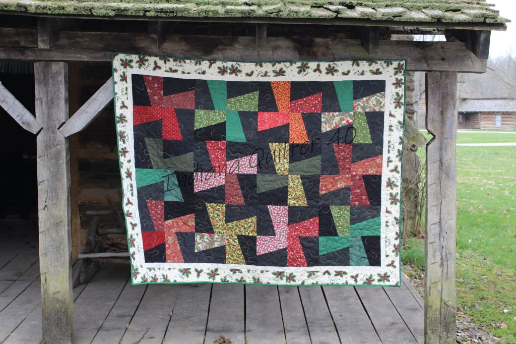PERSONAL QUILT SHOW &  ROAD TRIP