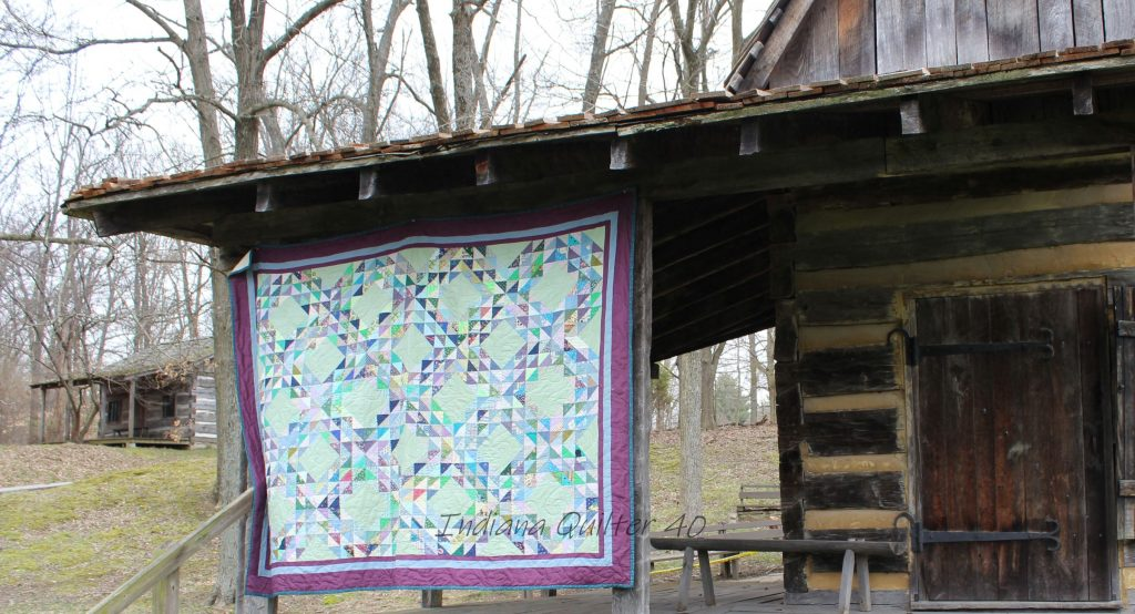 A PERSONAL QUILT SHOW &  ROAD TRIP