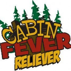clip art: Cabin Fever Reliever