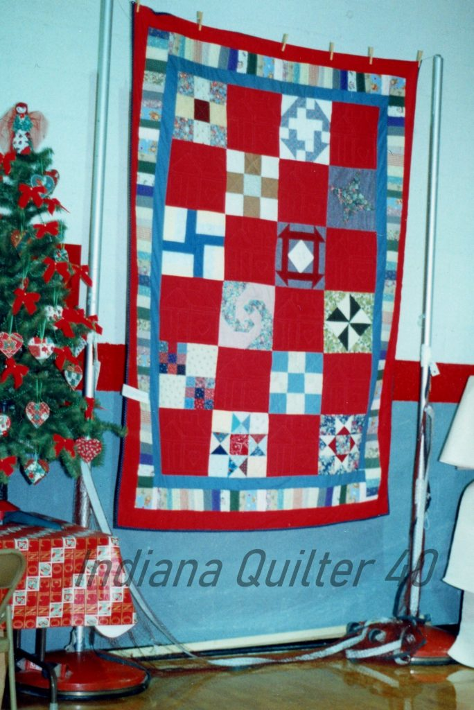 QUILT SHOW - POWELL, WYOMING 1994