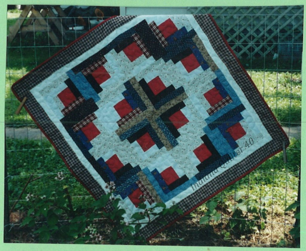 LOG CABIN QUILTS ARE AWESOME