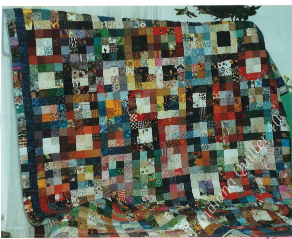 MILLENNIUM QUILTS - LOOKING BACK 20 YEARS