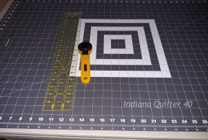 BASIC QUILTER'S TOOL BOX - cutting mat.