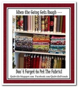quilters - laughter is good for us