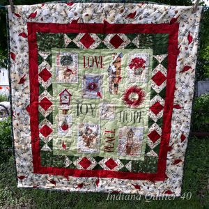 Quilting Trends for 2021 - using fabric panel in a quilt.