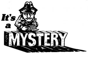 Mystery clip art