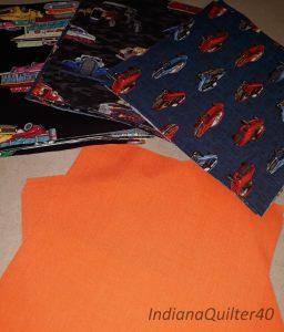 muscle car fabrics