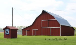 BARN QUILT TRAIL OF GIBSON COUNTY