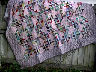 Lost at Sea quilt