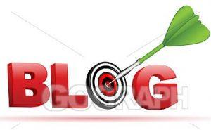 Blog clip art