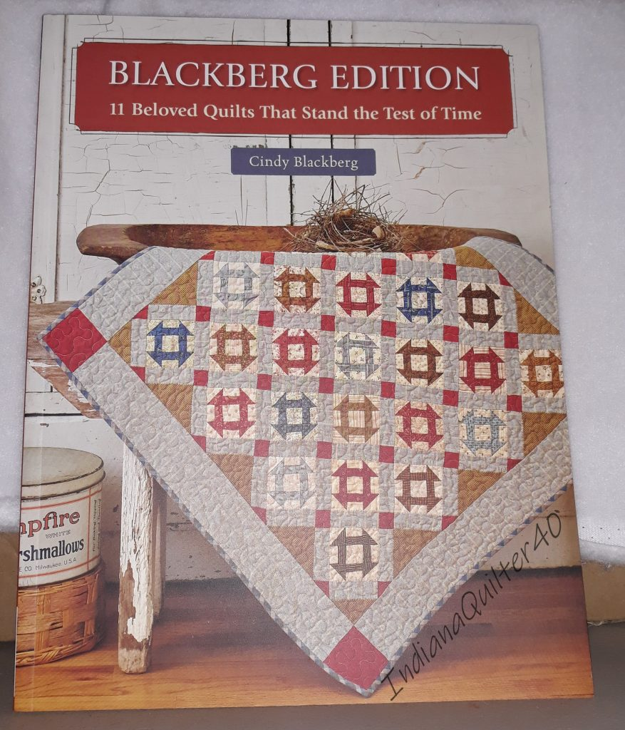 A book of classic quilt patterns