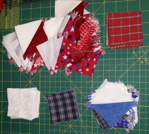 Quilting, Relaxation, and Used Books