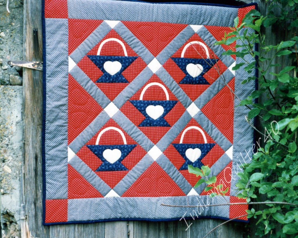 SHOWING OFF QUILTS