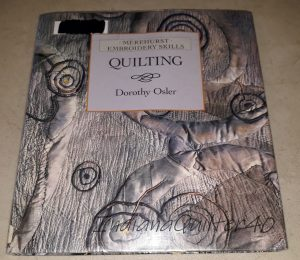 """""""Quilting"""" by Dorothy Osler"""