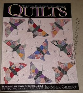 """""""New England Quilt Museum Quilts"""""""